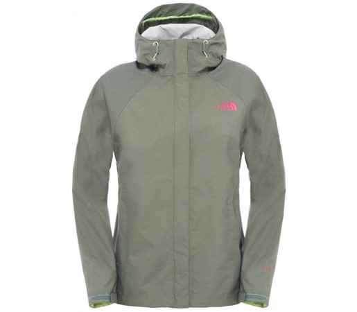 Geaca The North Face W Venture Verde