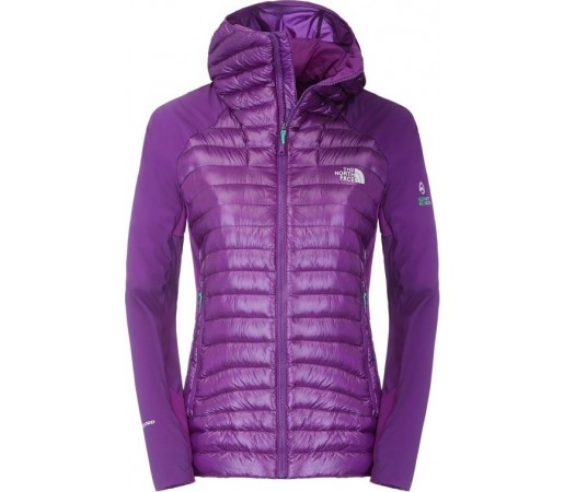 Geaca The North Face W Verto Micro Hoodie Mov