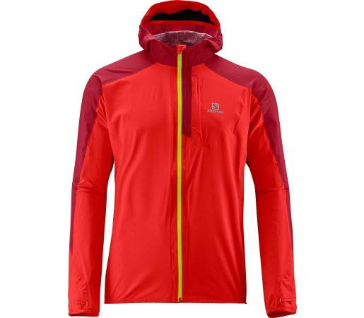 Geaca Salomon Bonatti Wp Jacket M Red
