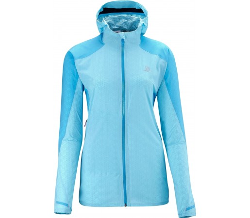 Geaca Salomon Bonatti Wp Jacket W Blue