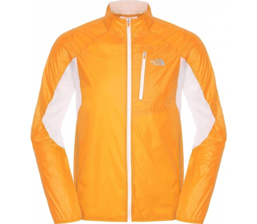 Geaca The North Face GTD Jacket Orange- White