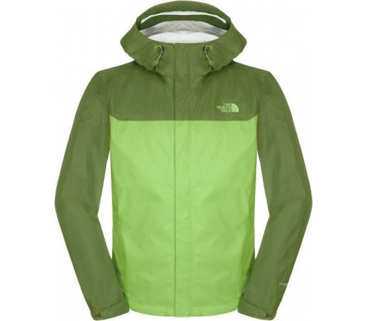 Geaca The North Face M Venture Tree Frog Green/Scallion Green