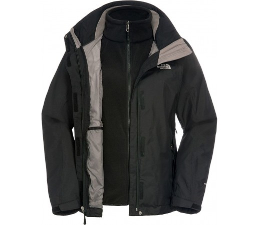 Geaca The North Face W Evolution II Triclimate Black