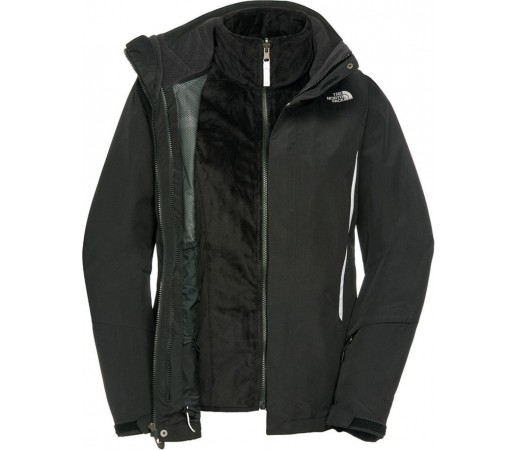 Geaca The North Face W Kardiak Triclimate Black