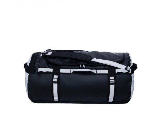 Geanta The North Face Base Camp Duffel - L Neagra