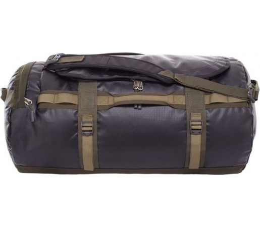Geanta The North Face Camp Duffel M Negru/ Verde