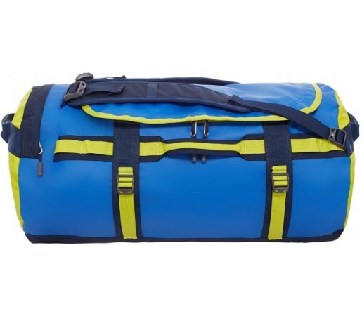 Geanta The North Face Camp Duffel M Albastru/ Galben