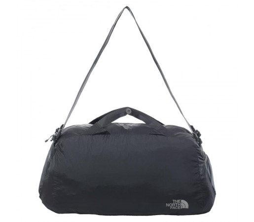 Geanta The North Face Flyweight Duffel Neagra