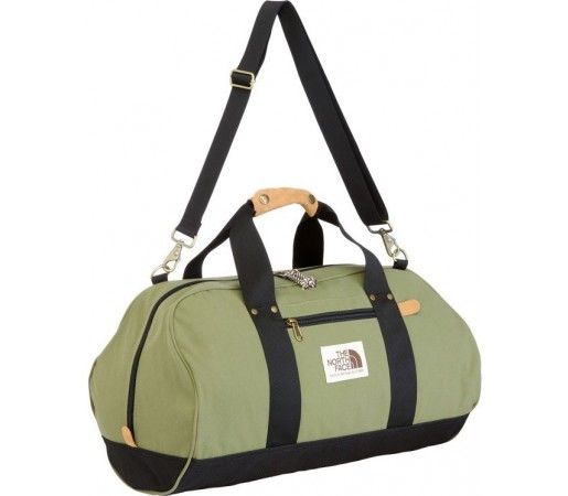 Geanta The North Face Massen Duffel Verde/Negru