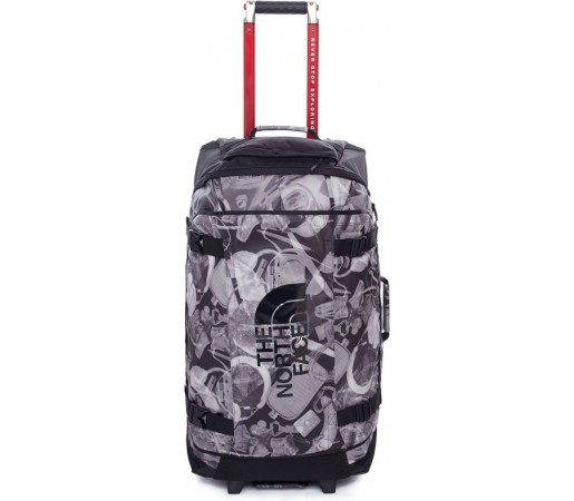 Geanta The North Face Rolling Thunder 30 Negru/ Gri