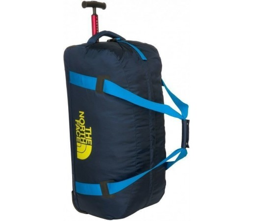 Geanta The North Face Wayfinder 30'' Wheeled Luggage Blue