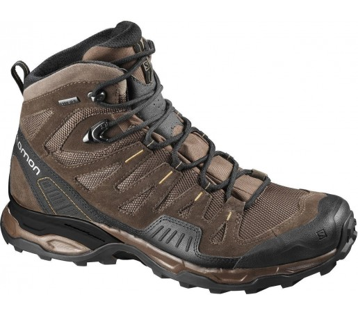 Incaltaminte Salomon Conquest GTX M Brown 2013