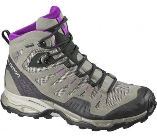 Incaltaminte Salomon Conquest GTX W Grey Purple 2013