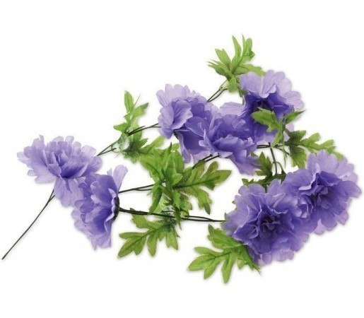 Ghirlanda flori Basil Lavanda
