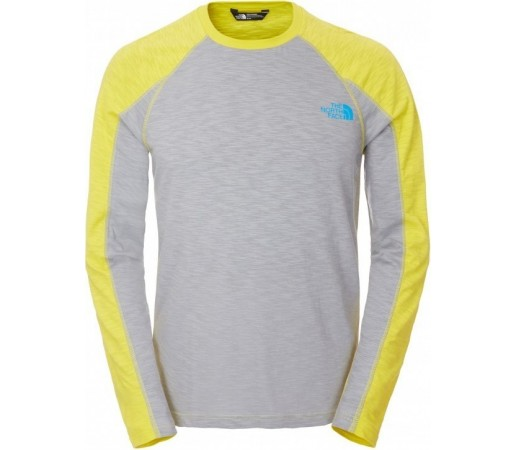First Layer The North Face M L/S Glossary Galben