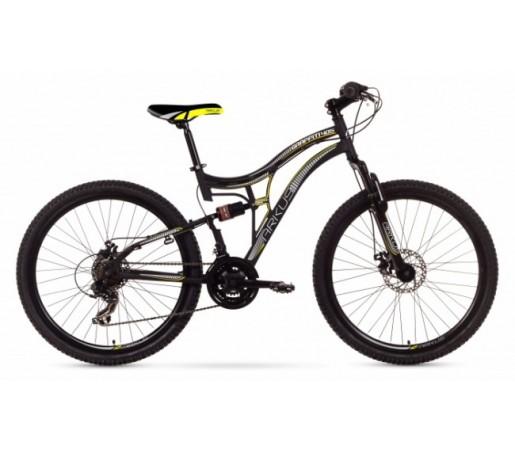Bicicleta copii Arkus Graffiti 450 Negru/Galben 2016