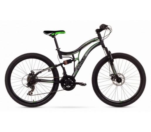 Bicicleta copii Arkus Graffiti 450 Negru/Verde 2016