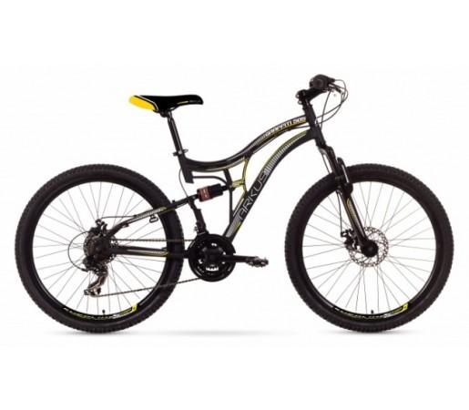 Bicicleta de munte Arkus Graffiti 550 Disc Negru/Galben 2016