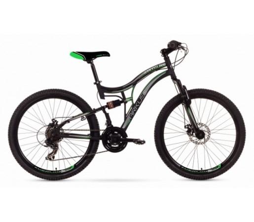 Bicicleta de munte Arkus Graffiti 550 Disc Negru/Verde 2016