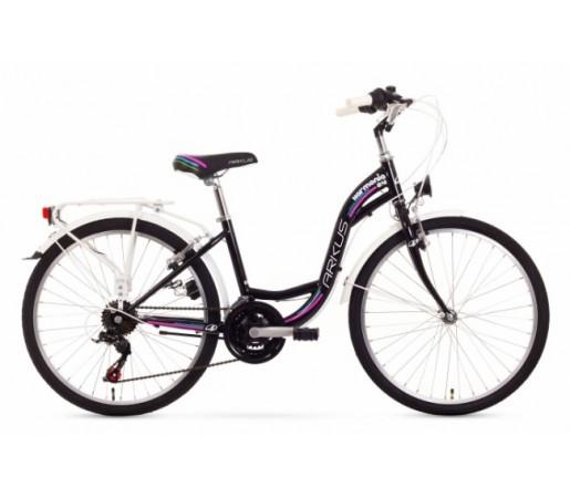 Bicicleta copii Arkus Harmonia 24 Neagra 2016
