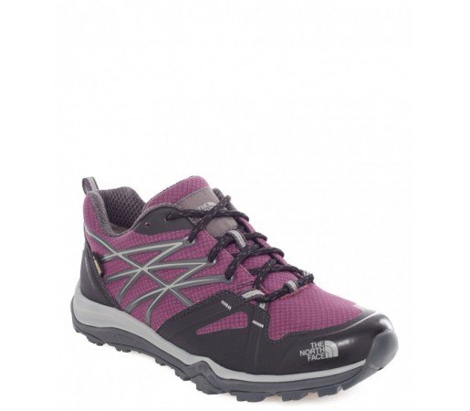 Incaltaminte Hiking The North Face W Hedgehog Fastpack Lite GTX Mov/Negru