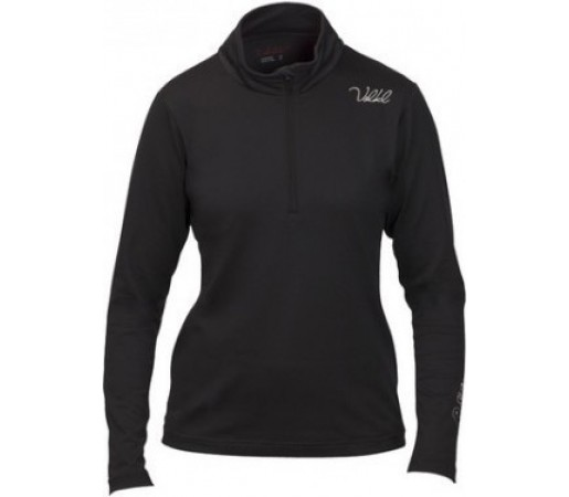 Midlayer Volkl Silver Pure Zip Shirt Black
