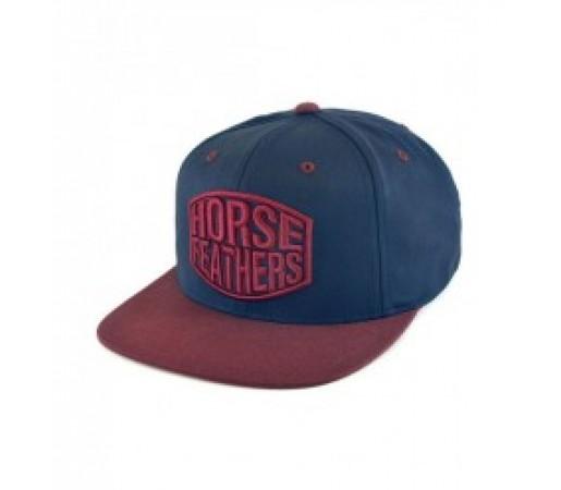 Sapca Horsefeathers Donnie Rosie/ Albastra