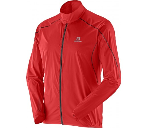 Jacheta Salomon S-Lab Light Jacket M Rosu