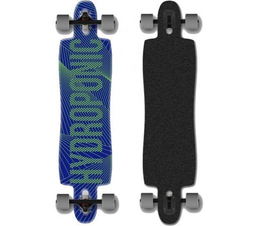 Longboard HYDROPONIC DT Tech S15 Negru/ Albastru 2015