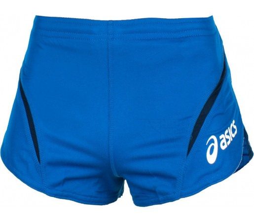 Pantaloni scurti Asics Short Melbourne Albastru