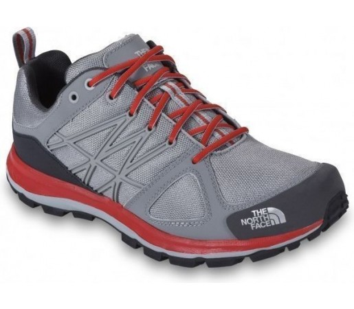 Incaltaminte The North Face Litewave Grey- Red
