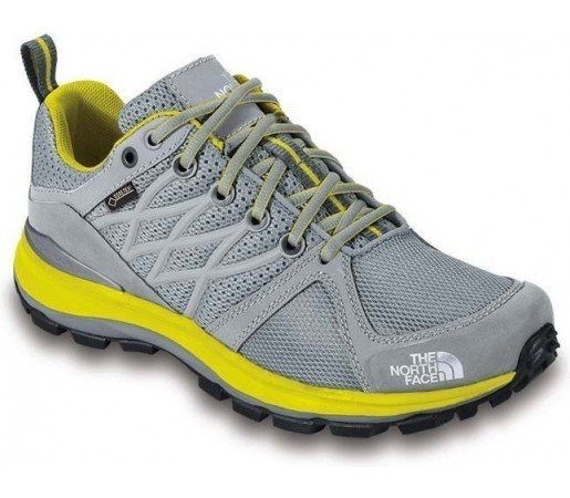 Incaltaminte The North Face Litewave GTX Grey- Yellow