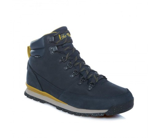 Incaltaminte The North Face M Back-to-berkeley Redux Leather Albastru