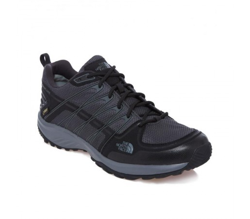 Incaltaminte hiking The North Face Litewave Explore GTX M Negru/Gri