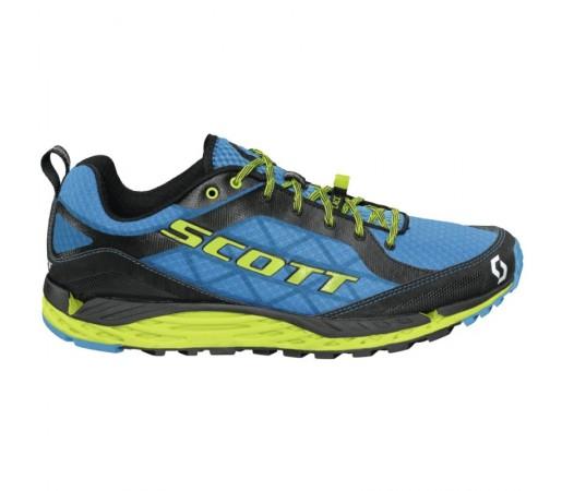 Incaltaminte alergare Scott Kinabalu 3.0 Albasta/ Galbena