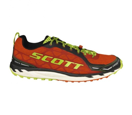 Incaltaminte alergare Scott Trail Rocket 2.0 Rosu/ Verde