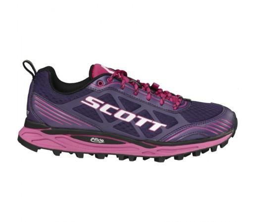 Incaltaminte alergare Scott W Kinabalu Supertrac Mov/ Roz