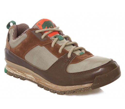 Incaltaminte The North Face M Back-To-Berkeley Mountain Sneaker Gri/Maro