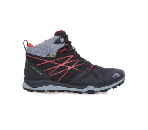 Incaltaminte Hiking The North Face M Hedgehog Fastpack Lite Mid Gtx Rosie/Neagra