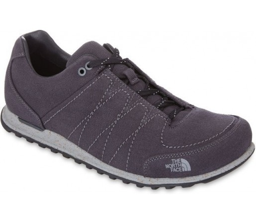 Incaltaminte The North Face M Hedgehog Mountain Sneaker Canvas Negru/Gri