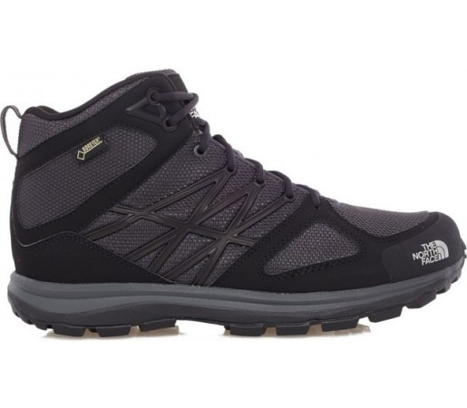 Incaltaminte The North Face M Litewave Mid Gtx Neagra/Gri