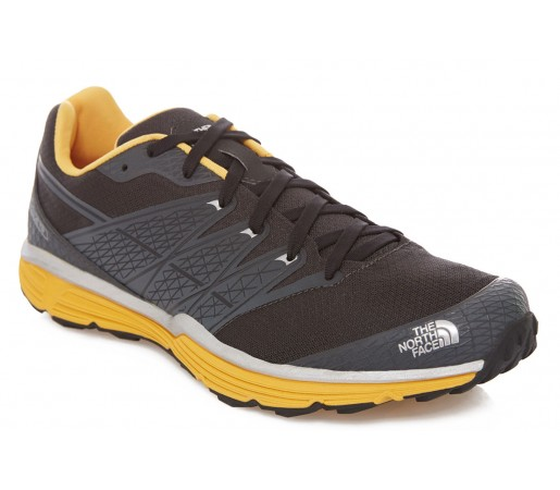 Incaltaminte Alergare The North Face M Litewave TR Gri/Galben