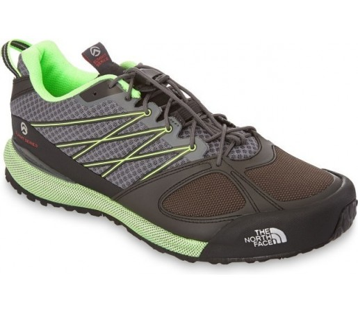 Incaltaminte The North Face M Verto Approach ll Gri/Verde