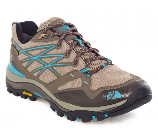 Incaltaminte hiking The North Face W Hedgehog Fastpack GTX (Eu) Maro/Albastru