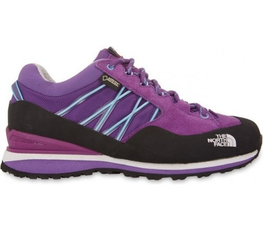 Incaltaminte The North Face W Verto Plasma II Gtx Mov/Albastra