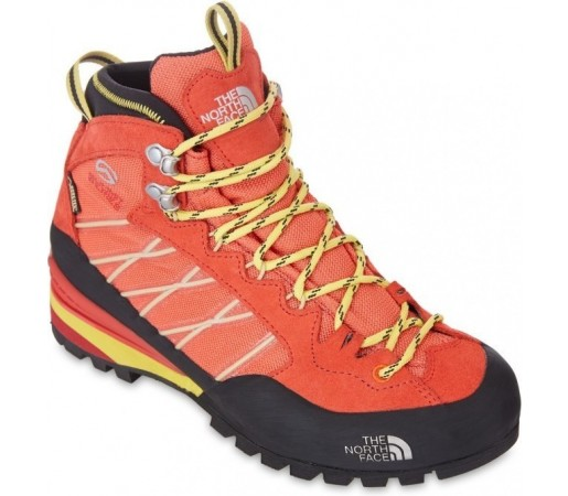 Incaltaminte hiking The North Face W Verto S3k Gtx Rosu