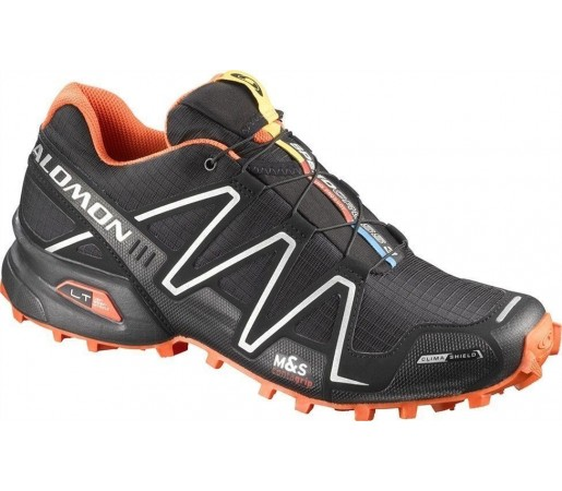 Incaltaminte Salomon Speedcross CS 3 M Black