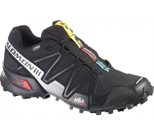 Incaltaminte alergare Salomon Speedcross 3 GTX Black