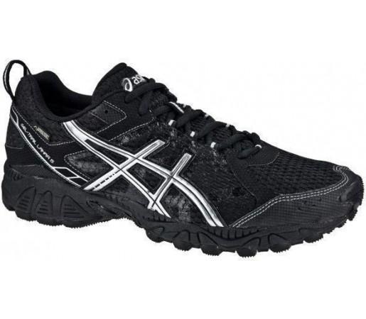 Incaltaminte Asics Gel Trail Lahar 5 GTX Silver- Black