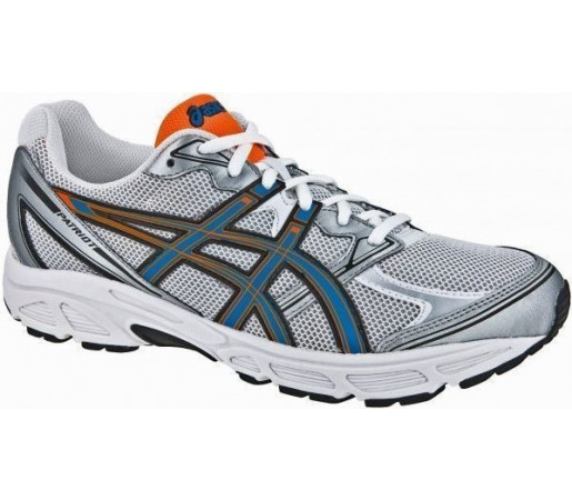 Incaltaminte Asics Patriot 6 Silver- Blue- Orange